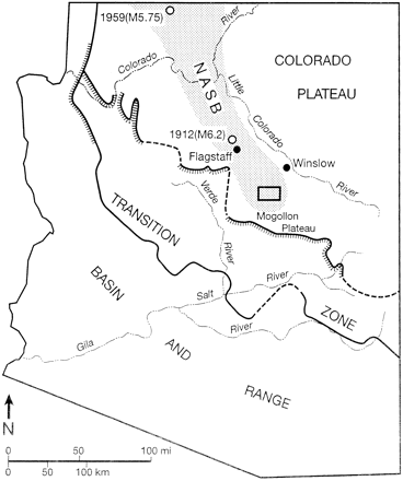 Arizona Geology Online