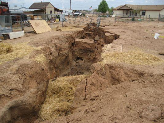 Geologic hazards in Arizona