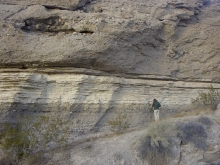 sedimentation, origin of Colorado River, lacustrine
