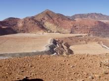 porphyry copper, copper mining, Arizona mining, ore processing