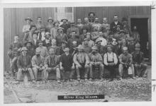 mining, historic mining, silver, Superior