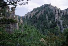 Chiricahua Mountains, Cochise County