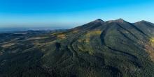 San Francisco Peaks, Agassiz Peak, andesite lava flow, volcano