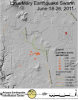 Lake Mary Earthquake Swarm