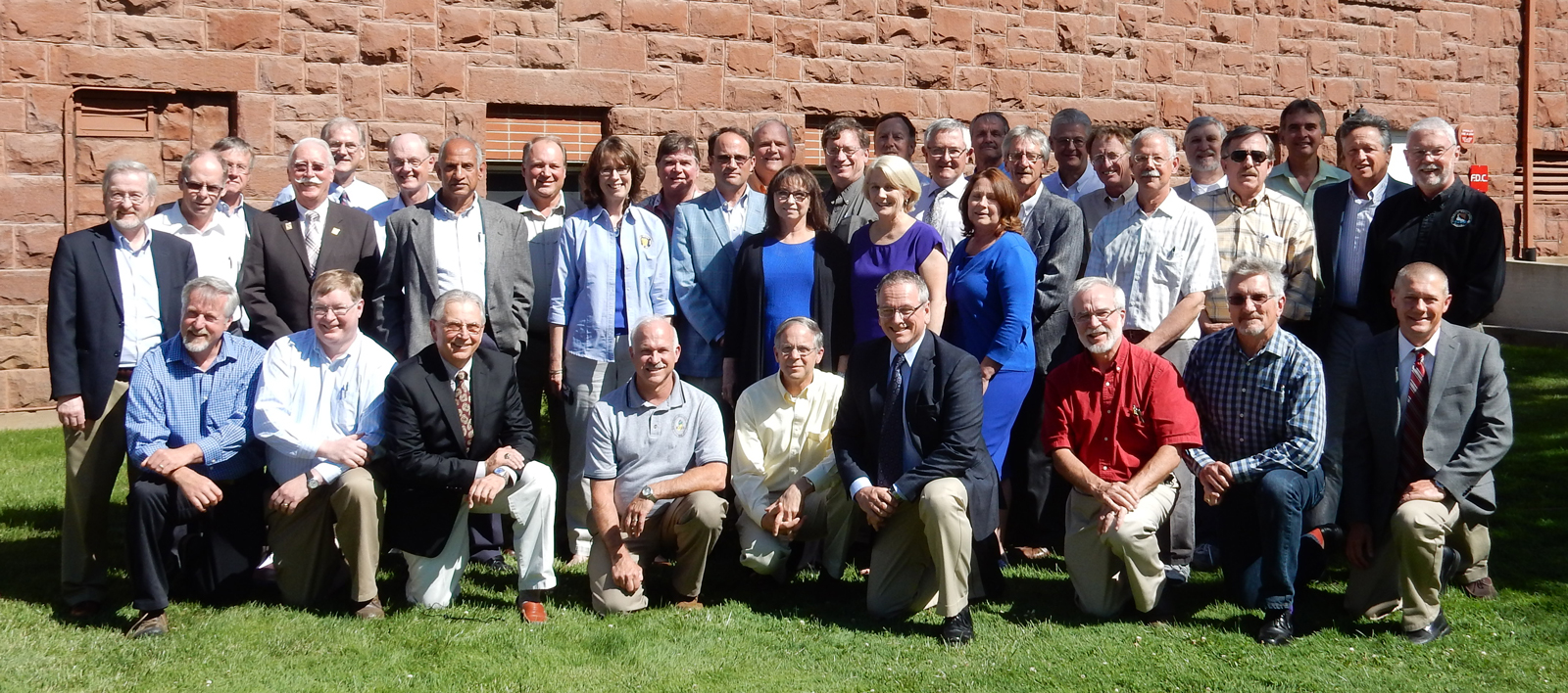 AASG -- State geologists in Flagstaff