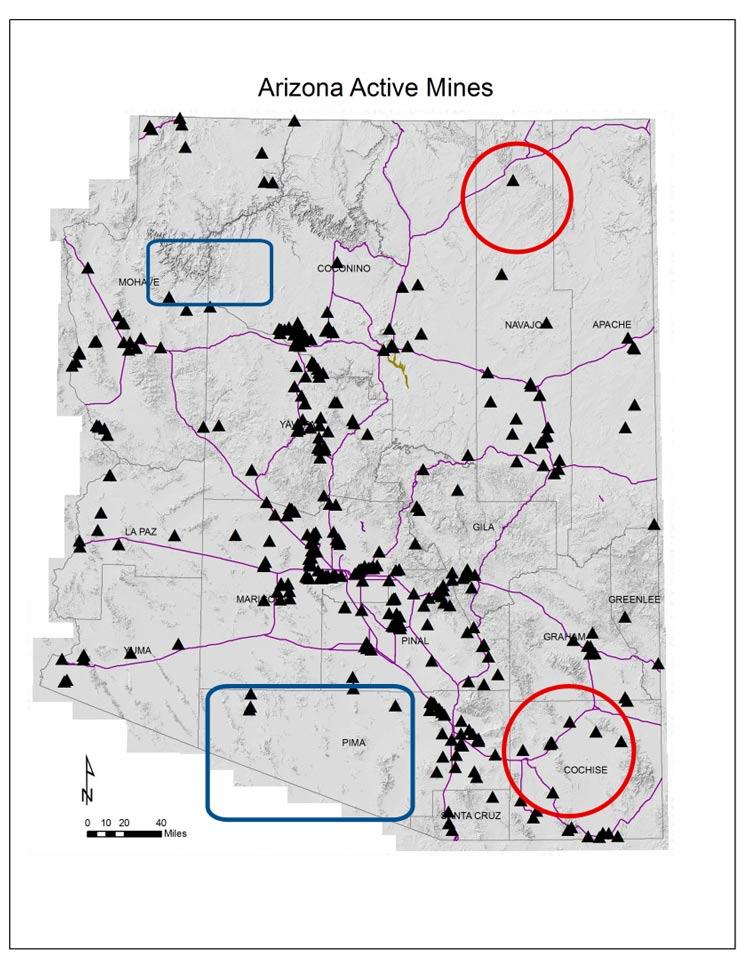 Map Of Arizona Fault Lines.Arizona Seismic Update January July 2013 Arizona Geology Magazine