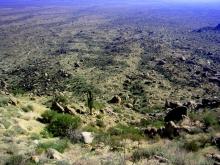 landslide, mass wasting, geologic hazard