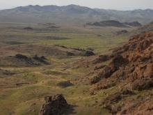 detachment fault, Basin and Range Province