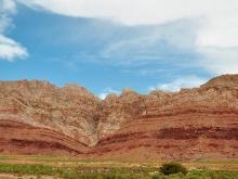 Jurrasic Navajo sandstone