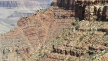 Grand Canyon, Hermit Creek Breezy Point area