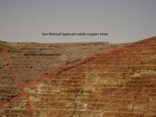 San Manuel Pit, Pinal County, Arizona