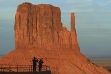 Monument Valley, northern Arizona