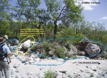 debris flow, geologic hazard, climatology