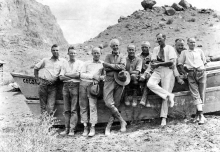 USGS mapping team