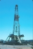 Photo of Phillips A1 exploration well south of Florence, Arizona